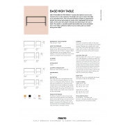 Base high table PFS