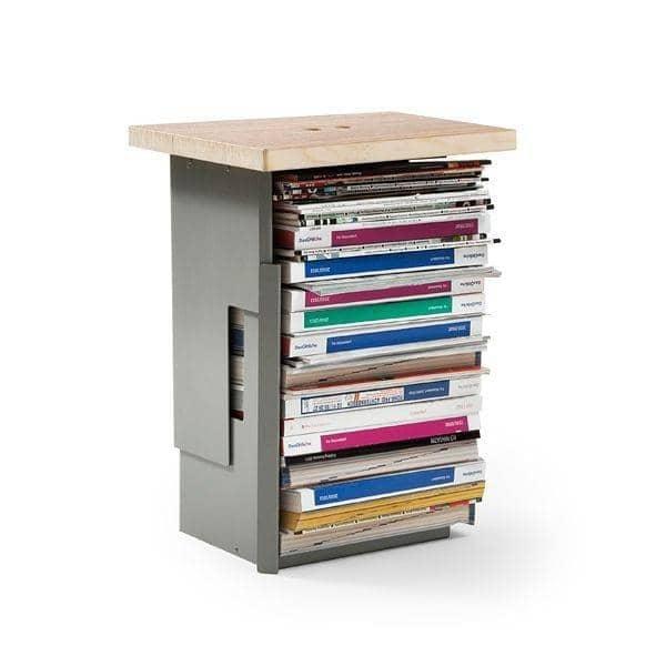 Deko Zeitschriften collecteur hocker ist eine effiziente lösung für die speicherung