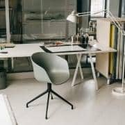 Il LOOP tavolo da pranzo da HAY è bello, facile da vivere e conveniente - deco e del design