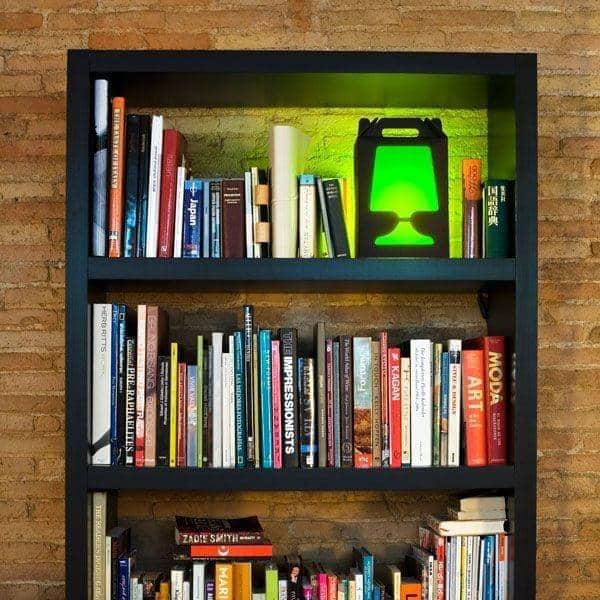 FLAMP - scrivania, lampada da comodino - facile da spostare - un riferimento chiaro - deco e del design, DESIGNCODE