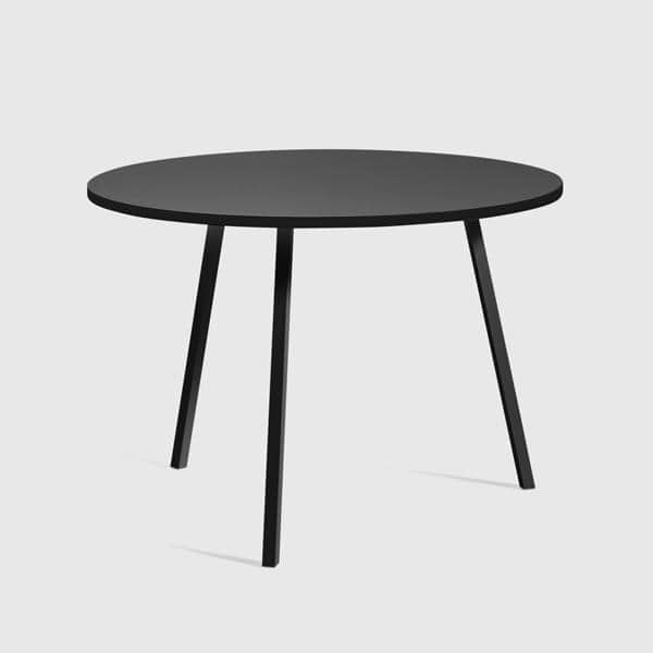 the round loop dining table hay. Black Bedroom Furniture Sets. Home Design Ideas