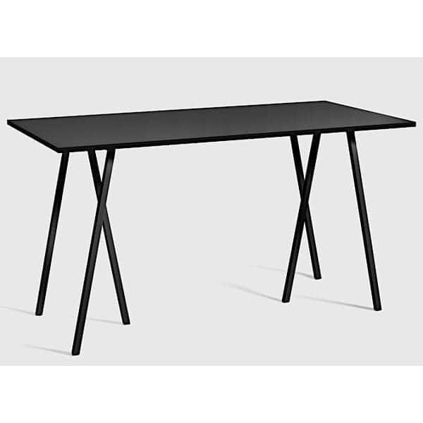 El LOOP Soporte Mesa alta comedor es hermoso, fácil y asequible para vivir,  HAY - deco y el diseño