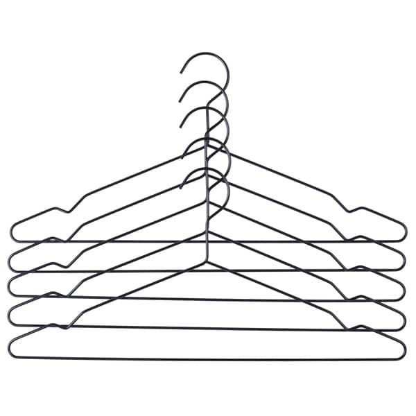 HAY wire hangers (box of 3 or 5 pcs), for LOOP Stand: the final design touch