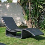 SET : 1 WAVE solstol + 1 DUO Coffee Table - beste tilbudet - eleganse på sitt beste prisen! - Deco og design