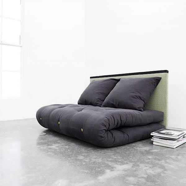 Futon Tatami tatami sofa bed futon 2 back cushions tatami nordic design