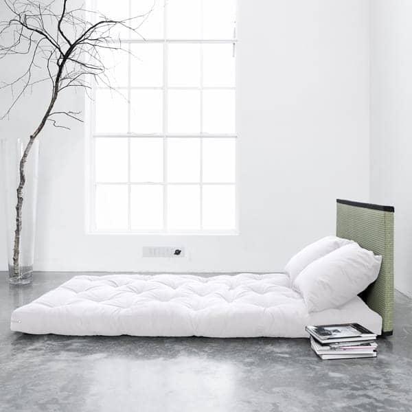 tatami sofa bed futon 2 cuscini indietro tatami