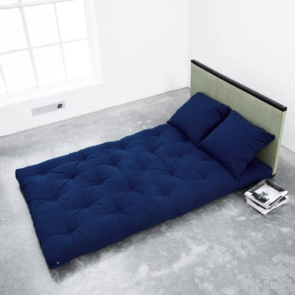 TATAMI SOFA BED Futon 2 Back Cushions Tatami really