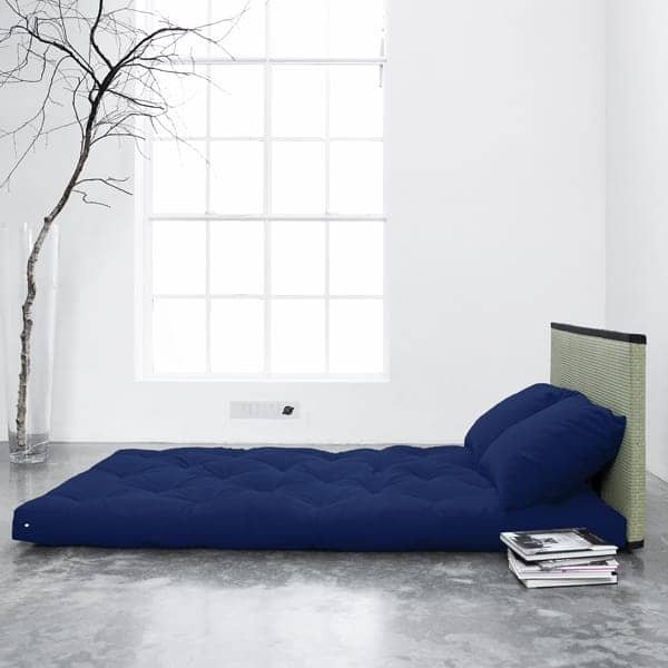 TATAMI SOFA BED : futon + 2 ryggputer + Tatami, virkelig en god deal! - Deco og design