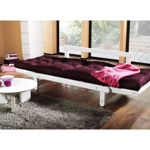 was ist ein futon stunning futonbett x mit matratze und. Black Bedroom Furniture Sets. Home Design Ideas