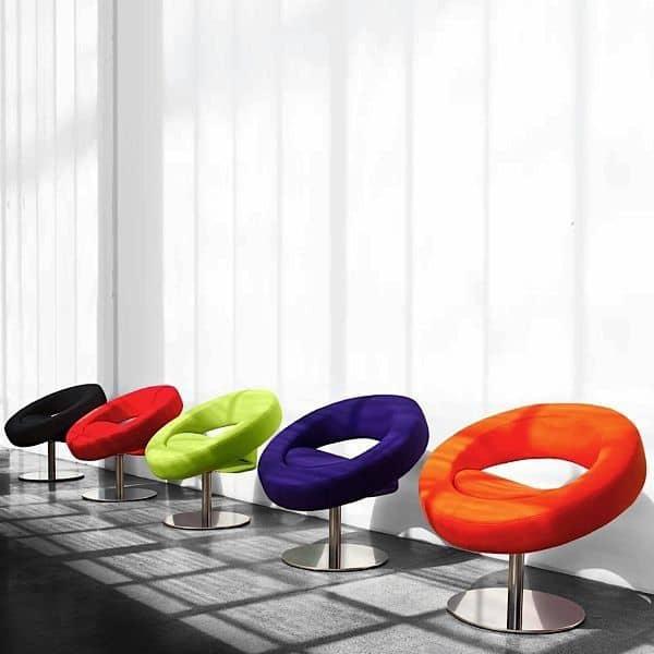 Den HELLO Chair er rund, åben og glad - deco og design, SOFTLINE