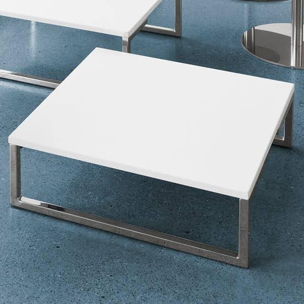 Table basse MIRROR : jouez les contrastes et jonglez avec leur hauteur ! déco et design