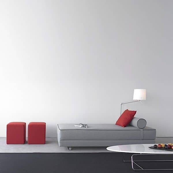 luby canap lit trs confortable un design pur et intemporel - Canape Lit Confortable