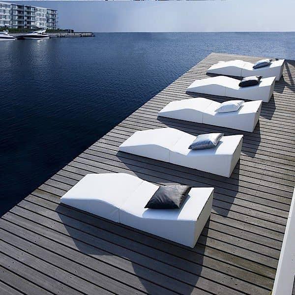 SHAPE, Sessel, Grafik und sehr komfortabel - Innen- oder Außenbereich, passt bequem alle Situationen - Deko und Design, SOFTLINE