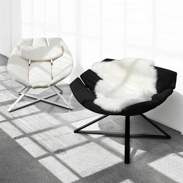 RADAR Relax Chair: elegant og overraskende! - Deco og design, SOFTLINE
