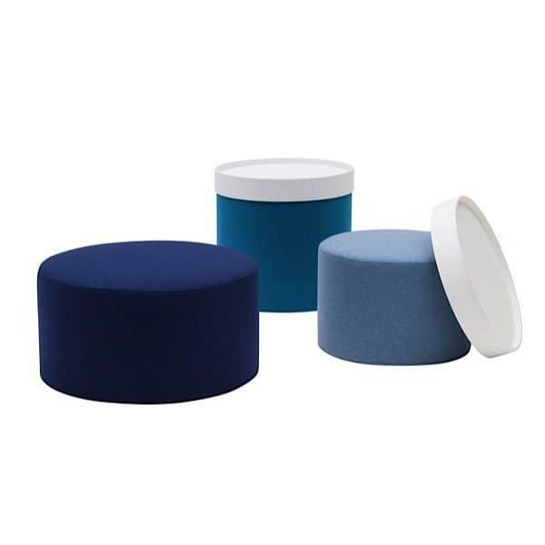 drums ist ein funktioneller sitz und beistelltisch softline. Black Bedroom Furniture Sets. Home Design Ideas
