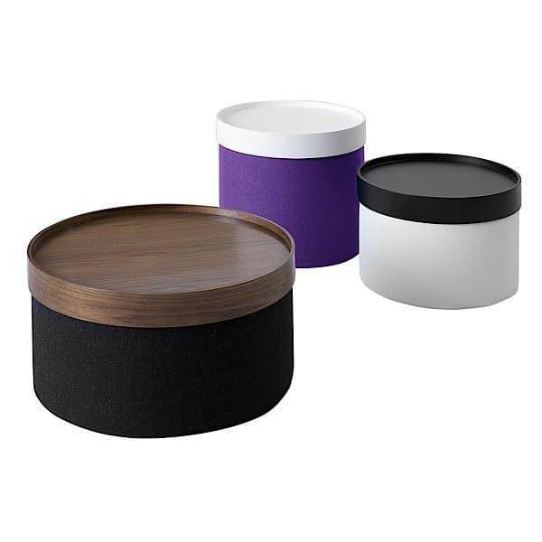 De DRUMS skuffen: Lag din egen ekstra-bordet! - Deco og design, SOFTLINE