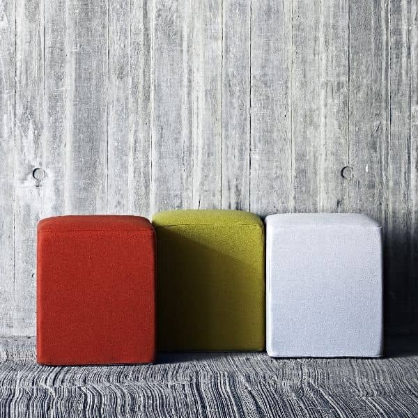 POUF very nice ottoman, available in many colors and qualities
