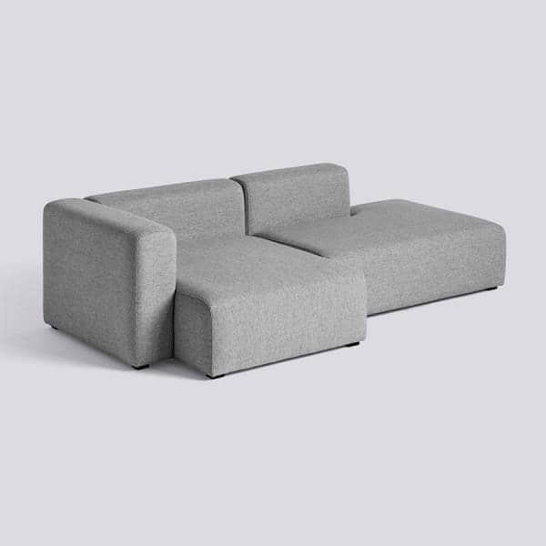 MAGS أريكة، وحدات تركيبات والأقمشة والجلود، HAY