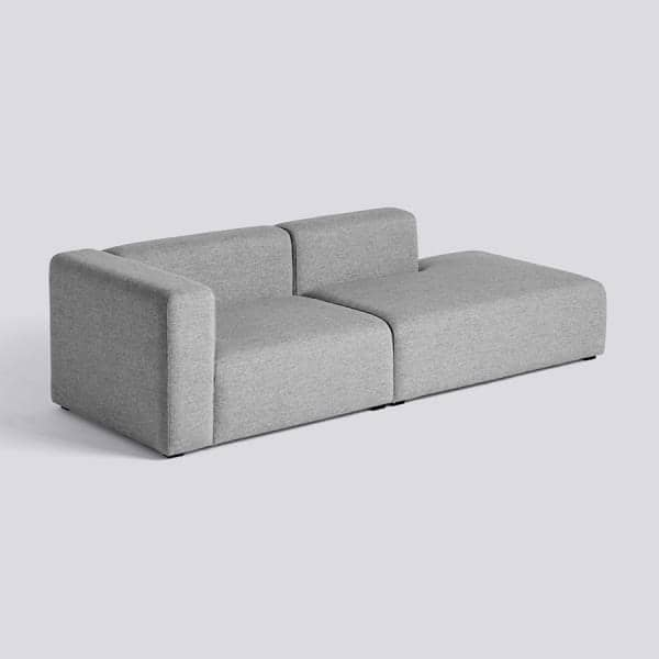 MAGS Sofa, Modulære enheder, stof og læder: lav din tilpassede sofa, HAY
