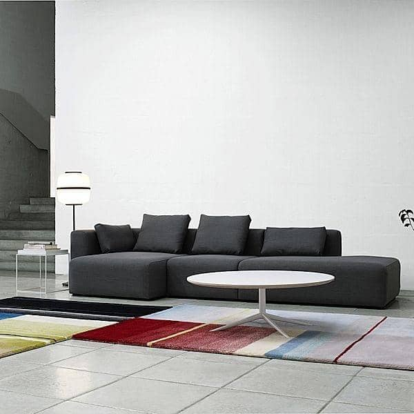 mags sofa modular units fabrics versions create your. Black Bedroom Furniture Sets. Home Design Ideas