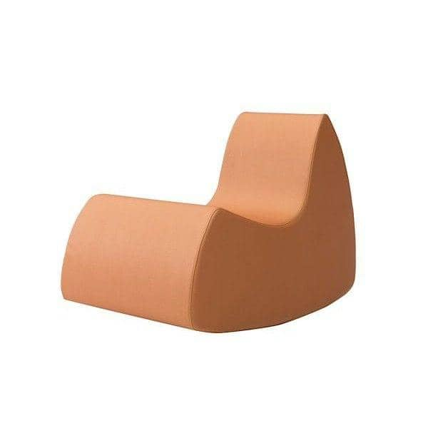 GRAND PRIX : un fauteuil généreux, très confortable avec ses formes arrondies