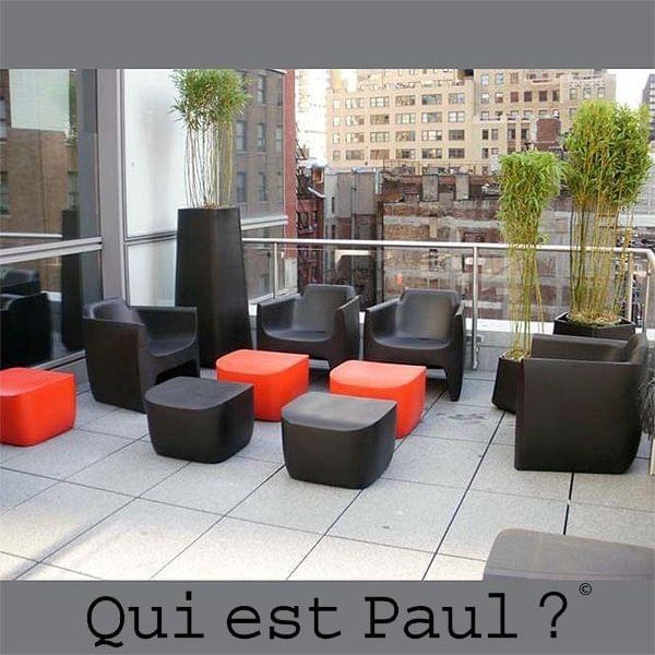 Translation oferta 1 sof 2 sillones 2 taburetes qui for Sofa jardin oferta