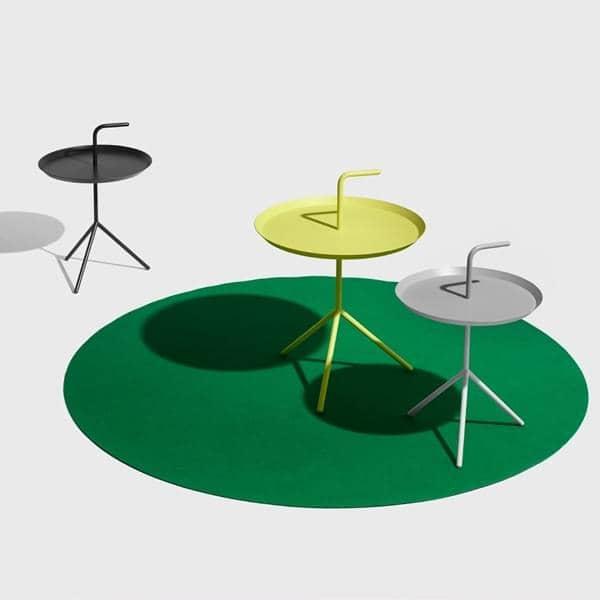 DLM er ideen bag denne sidebord i sin XL version er indlysende - bringe mig sammen! HAY - Deco og design