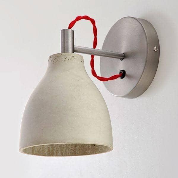 L'applique HEAVY WALL LIGHT - habillez vos murs de béton !