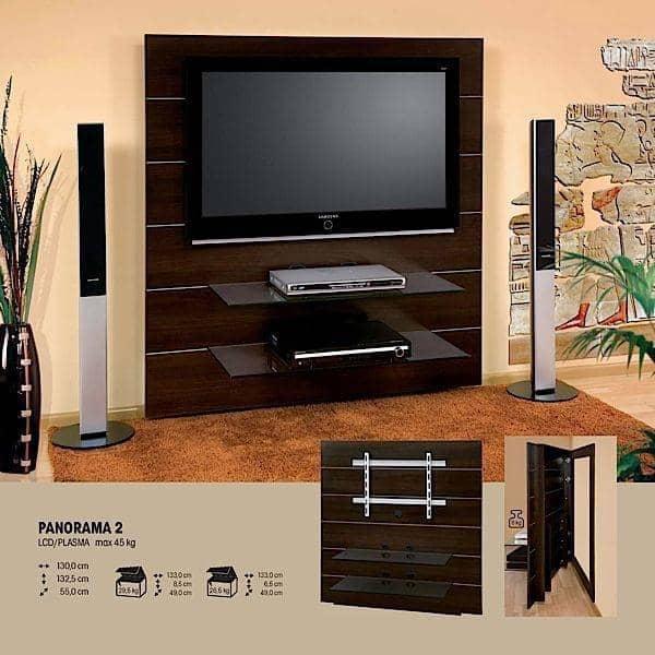 Lcd Stand Designs : Panorama lcd plasma tv stand hubertus
