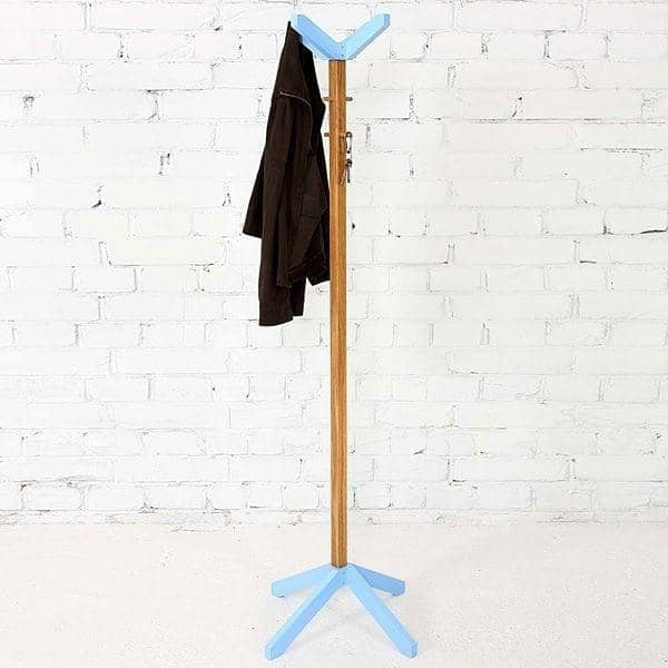 RUBY 、オーク無垢材で作られた衣服:デザインの作品!