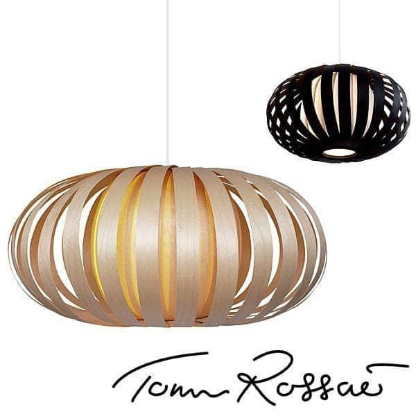 Tom Rossau - Suspension ST 903 - le bois travaillé et maîtrisé, pour une suspension très chic