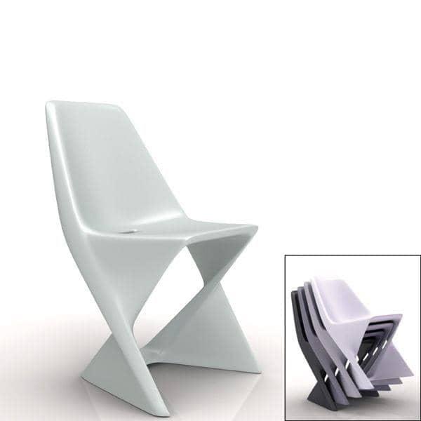 La Chaise ISO, toute légère, va promener ses formes sur nos terrasses cet été !