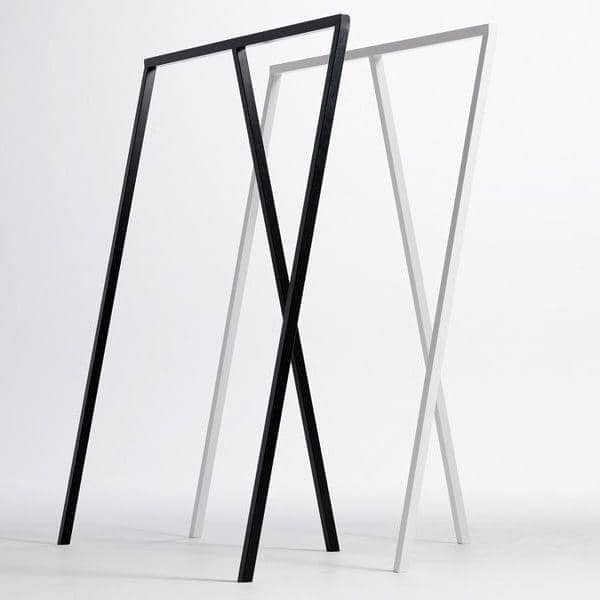 LOOP soporte, HAY, por toda la ropa - ideal para sala de exposiciones, galerías, tiendas - deco y diseño