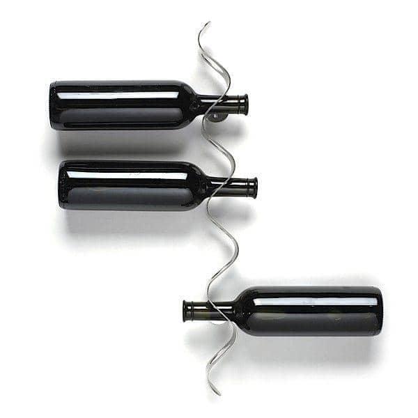 Porte-bouteilles FLOW, BLACK + BLUM