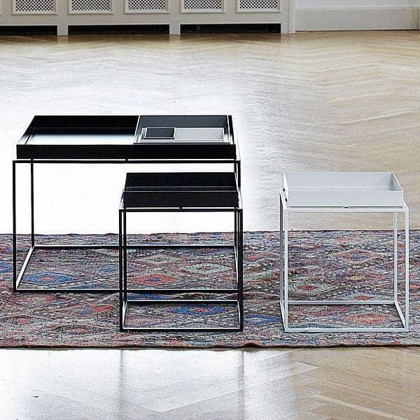 La Table d'appoint Tray par HAY : originale et légère