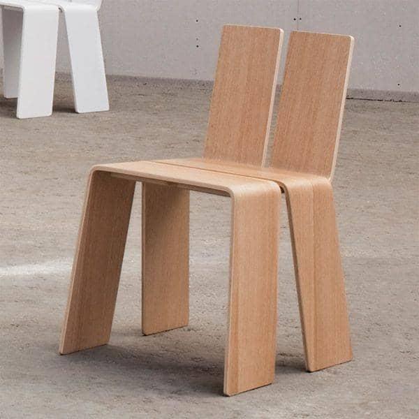La chaise SHANGHAY par HAY : design asiatique et savoir-faire nordique