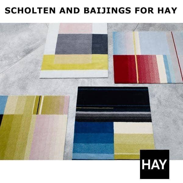 COLOUR CARPET, høj defineret og farvestrålende tæpper, HAY - Deco og design