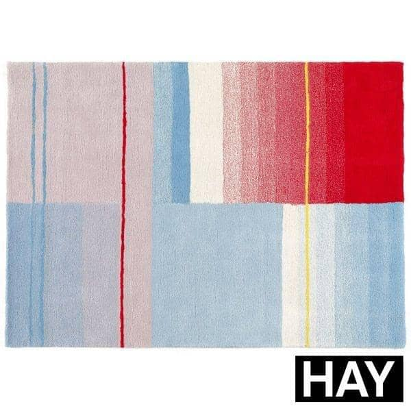 Colour Carpet Le Tapis Graphique Et Color Par Hay
