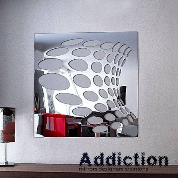 Miroir d coratif psych par christian ghion robba edition - Miroir decoratif design ...