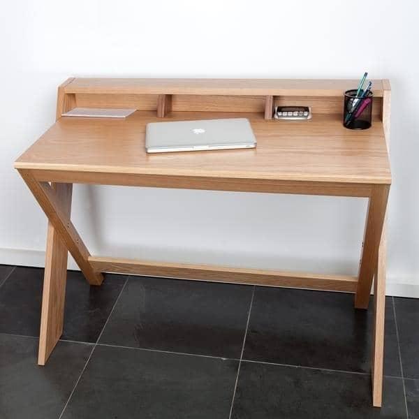 Best RAVENSCROFT Desk - oak and walnut finish, LEONHARD PFEIFER VH59