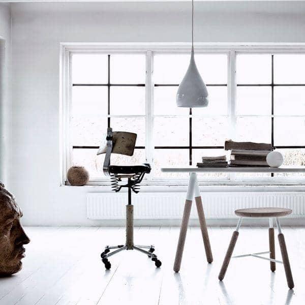 RAFT spisebord and seter, av Norm Arkitekter - som maritime gjenstander, deco and design AND TRADITION