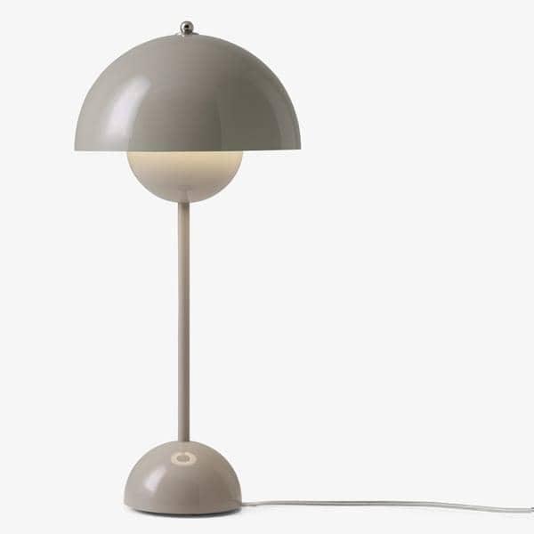 La gamme FLOWERPOT de Verner Panton : des luminaires intemporels