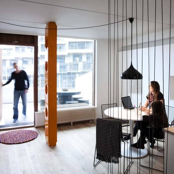 SPINNING LIGHT Kollektion Von Benjamin Hubert Entworfen: Sexy Design Mit  Einem Sauberen Nordic Look AND TRADITION