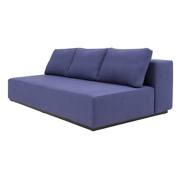 Nevada nordic fabrics convertible sofa 2 or 3 sets for Chaise convertible