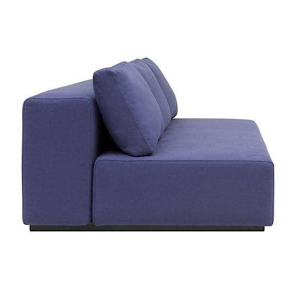 NEVADA, tissus VISION : sofa convertible, 2 ou 3 places, avec sa méridienne et son pouf, des combinaisons multiples !