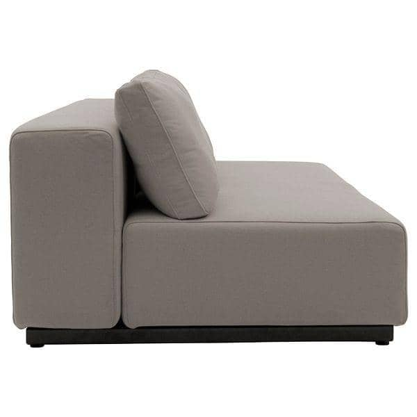 nevada tissus vision sofa convertible 2 ou 3 places softline. Black Bedroom Furniture Sets. Home Design Ideas