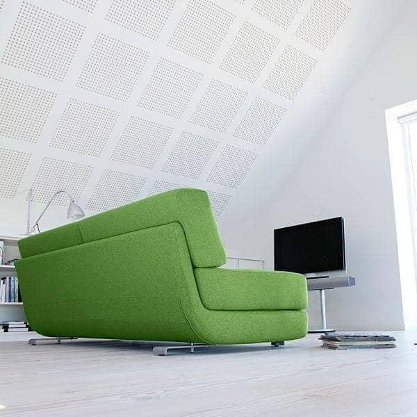 Divano lounge felt divano trasformabile 3 posti for Divano letto chaise longue