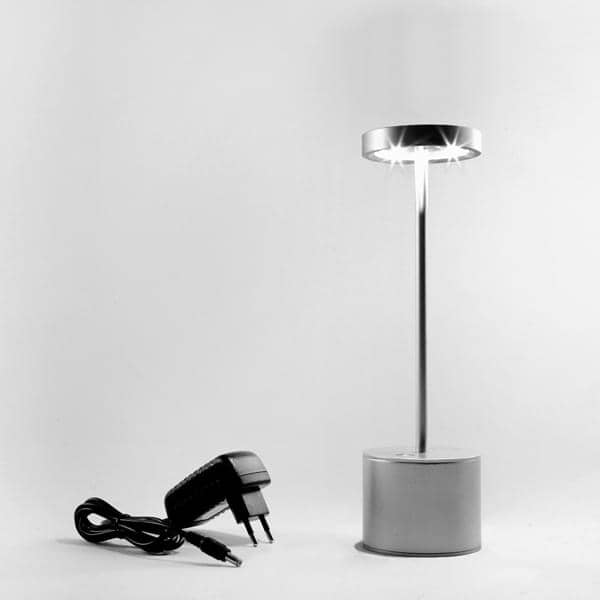 The wireless FIREFLY lamp, LED, table lamp for indoor or outdoor use ...